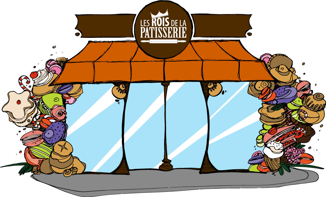 boutique Rois de la patisserie